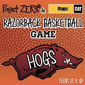 Razorback Basketball with Riggs